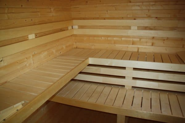 Garden Sauna Helsinki 3.6mx2.4m 7