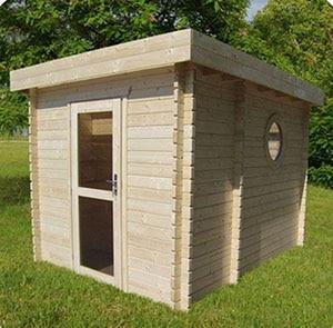 Garden Sauna Main 45001