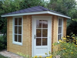 Log Cabin Daniella 2.6mx2.6m 7