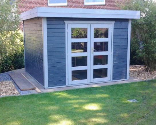 Garden shed uk al timber