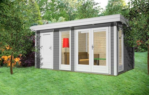 Garden shed RoccoPro