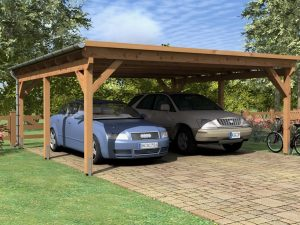 Carport Double Main