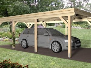 Carport Single main