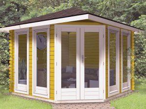 Corner Cabin Main 40034