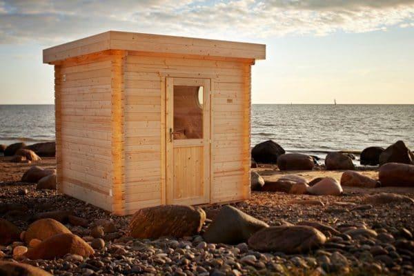 Garden Sauna Small Main