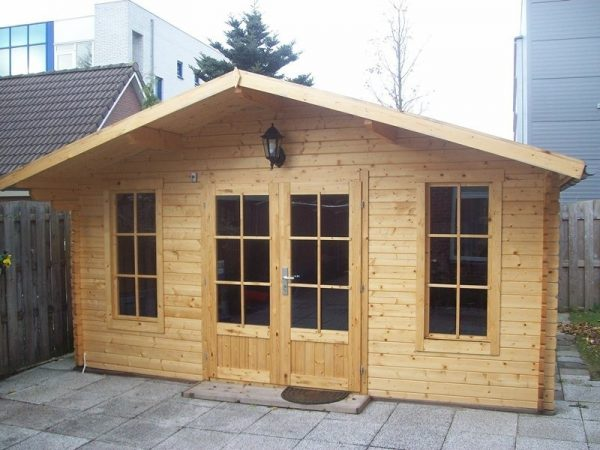 Garden Shed AL timber Ltd