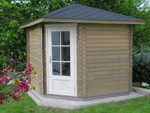 Garden Shed No windows