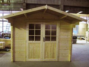Garden shed Altimber2