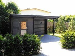 Garden Sauna 45008